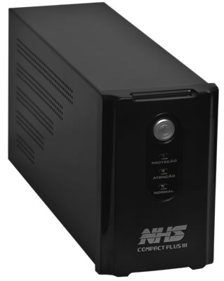 Nobreak NHS Compact Plus III 1200va